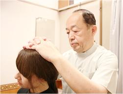 むちうち治療・首の検査写真