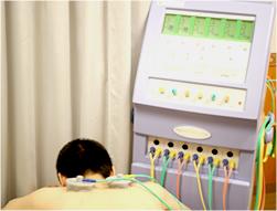 プロテクノEXEでの治療画像