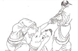 柔道整復術の起源イメージ